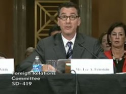 U.S. Ambassador to Poland Lee A. Feinstein Senate Foreign Relations Committee Confirmation Hearing
