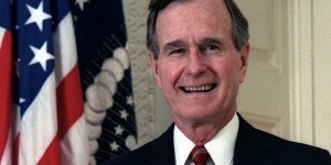 Vice President George H.W. Bush's  September 1987 Visit to Poland – Report in Polish (po polsku)