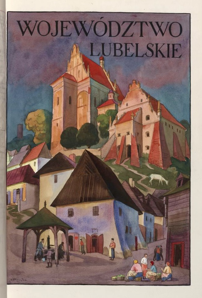 Wojewodztwo Lubelskie (Lublin Province); Polish Declarations of Admiration and Friendship for the United States: Representatives of palatinates and districts, provincial organizations, military institutions, social organizations, and faculty and students of academic institutions; Volume 2