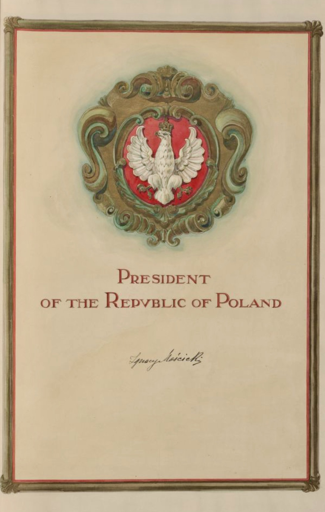 President of the Republic of Poland